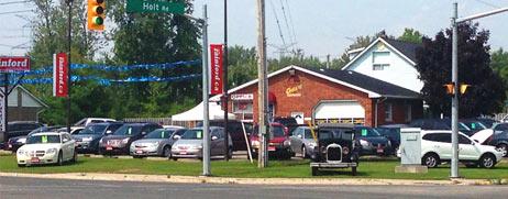 Bill Holt Chevrolet >> Mark Rainford Auto Centre Affordable Used Car Dealership